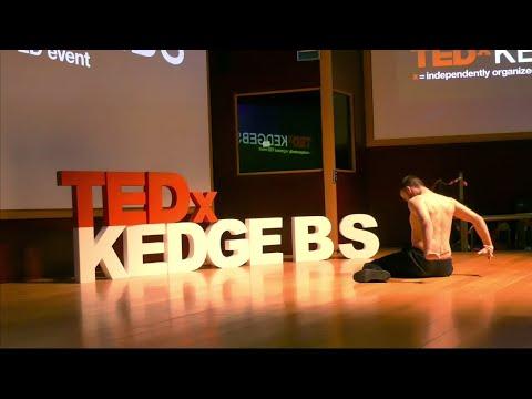 """SLAVE"" le corps en révolte | Thomas Barbarisi | TEDxKedgeBS"