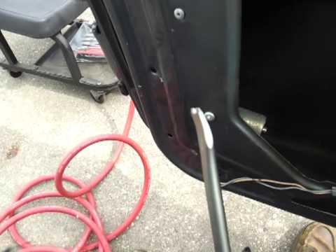Car Door Lock Actuators - How To Replace - YouTube