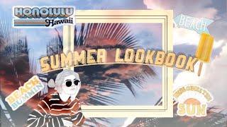 Roblox Summer lookbook ☀️  (codes in description if needed✨)