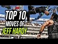 WWE 2K17 Jeff Hardy Top 10 Moves