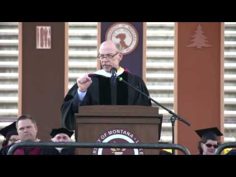 J.K. Simmons' University of Montana Commencement Address