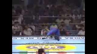 CMLL・JAPAN 1997 『Lucha Revolución '97』