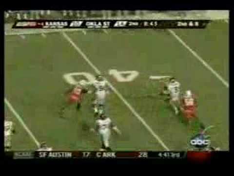 Kansas Jayhawk Football 2007
