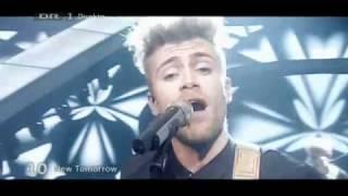 Eurovision 2011 - Denmark - A Friend in London - New Tomorrow