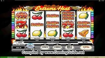 All Slots Casino Retro Reels Extreme Heat Video Slots