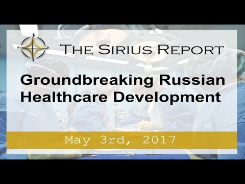 Groundbreaking Russian Healthcare Development - London Paul
