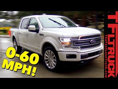 Raptor-powered 2019 Ford F150: Here is a 0-60 MPH, Sound, and More