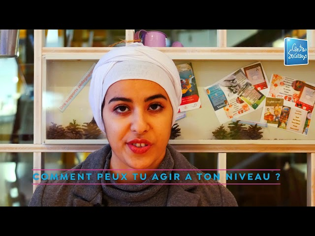 Interview de Manelle, 17 ans de Chatellerault