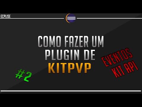 Tutorial plugin - KitPvP #2 - Eventos e KitAPI