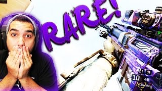 "OMG ""VIOLET"" RARE WEAPON CAMO! - BLACK OPS 3 SUPPLY DROPS RARE ITEMS/CAMOS (BO3 SUPPLY DROP)"