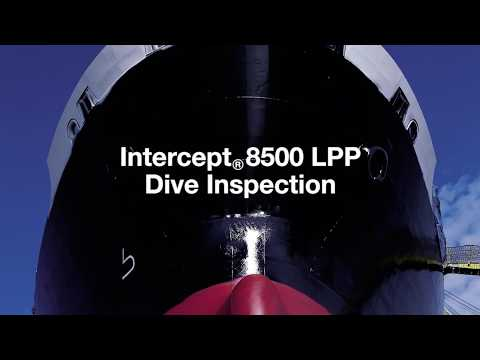 LPG Vessel - Dive Inspection of Intercept 8500LPP