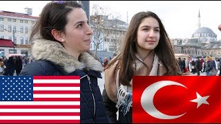 Türklere Dünya'nın En Güçlü Ülkesini Sordum? (Türkiye-Rusya-Amerika)