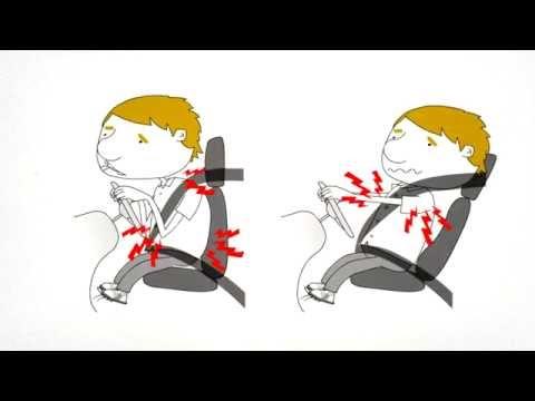 Conducción segura para evitar accidentes de tráfico (Castellano)