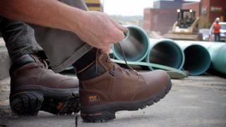 Series timberland anti-fadiga pro botas