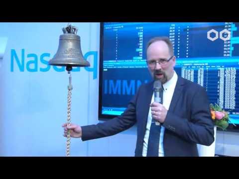 SME Instrument champion Immunovia starts floating on the stock exchange