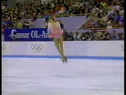 Oksana Baiul- 1994 Winter Olympics LP (Gold Metal Performance)