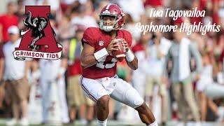 """Tua Tagovailoa Alabama Football Mix ~ """"Middle Child"""" ᴴᴰ"""