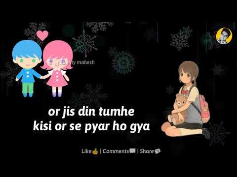 Mujhe Tumse Ye Promise Chahiye Love WhatsApp Status Dialogue, Promise Day Video By Naughty Mahesh