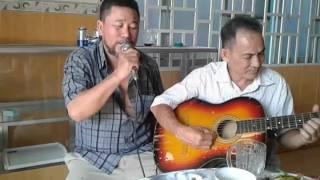 Nhạc phẩm Nơi Đảo Xa .  guitar Đinh Tiến , danh ca Ngọc Sửu .