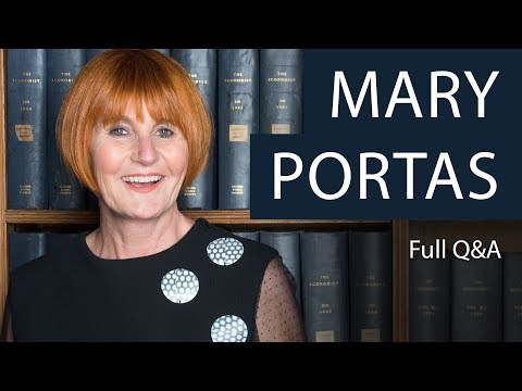 Mary Portas | Full Q&A | Oxford Union