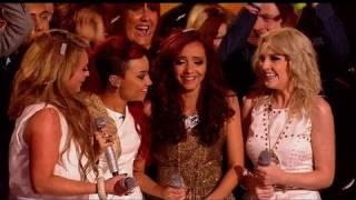 X Factor winners Little Mix sing Cannonball - The X Factor 2011 Live Final - itv.com/xfactor