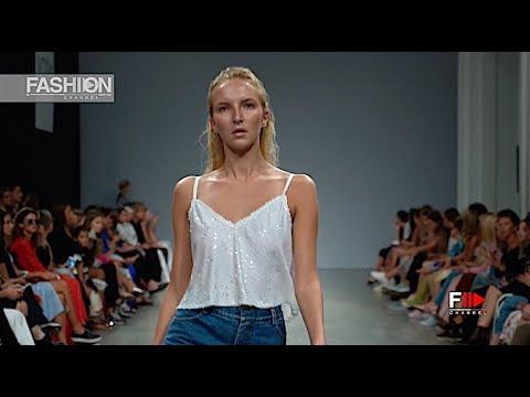 KSENIA SCHNAIDER Spring Summer 2019 Ukrainian FW - Fashion Channel