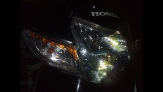 Review singkat Honda Absolute Revo (2012)