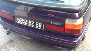 Download Renault 11 turbo Zender MP3 song and Music Video