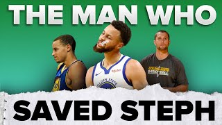 The Man Who SAVED Steph Curry 🙏🏼 | #shorts