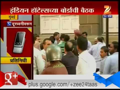 Mumbai | Fights With Media At Outside OF Bombay House
