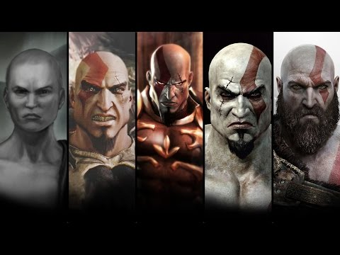 L'histoire complète de kratos / Le film (god of war ascension, chains of olympus, 1, ghost, 2, 3,) thumbnail
