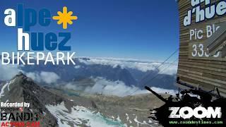 Bike Park Alpe d'Huez 2017
