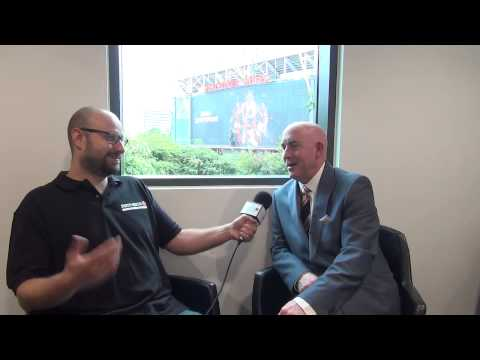 "Old Trafford Stadium Announcer Alan Keegan: ""Sir Alex Ferguson's template still exists"""