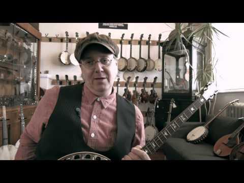 Difference in Tenor & Plectrum Banjos : Banjo Basics