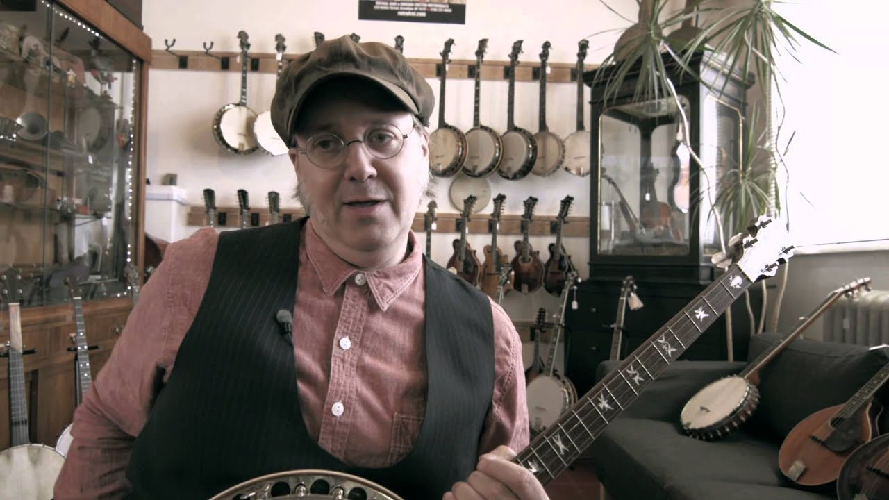 Difference in Tenor & Plectrum Banjos : Banjo Basics