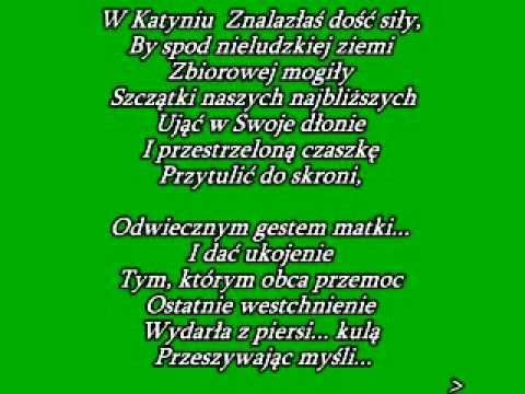 Księga Kondolencyjna Lecha I Marii Kaczyńskich Wasze Wiersze