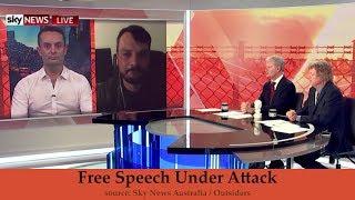 Free Speech Under Attack