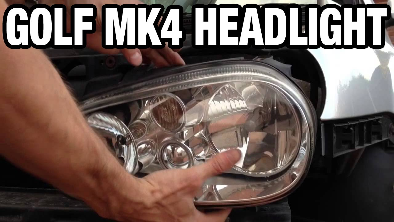 Vw Golf Mk4 How To Remove Replace Front Headlight Video HD Wallpapers Download free images and photos [musssic.tk]