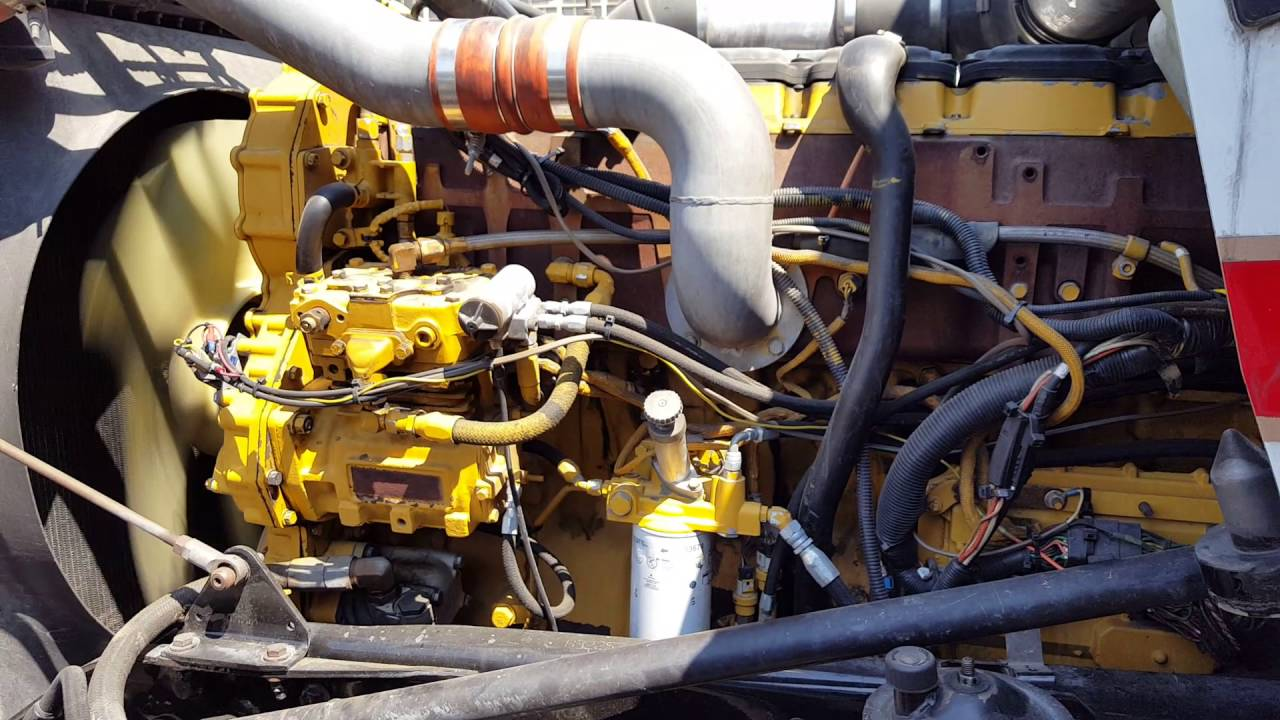caterpillar c12 wiring diagram 2000 kw w900l cat c15 6nz youtube  2000 kw w900l cat c15 6nz youtube
