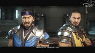 MK11 Story Mode Chapter 4 Walkthrough (Mortal Kombat 11)