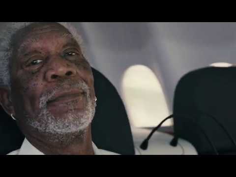 Turkish Airlines - Morgan Freeman Super Bowl Commercial (2017)