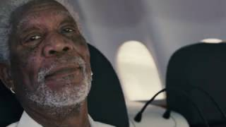 Turkish Airlines - Morgan Freeman | Explore More