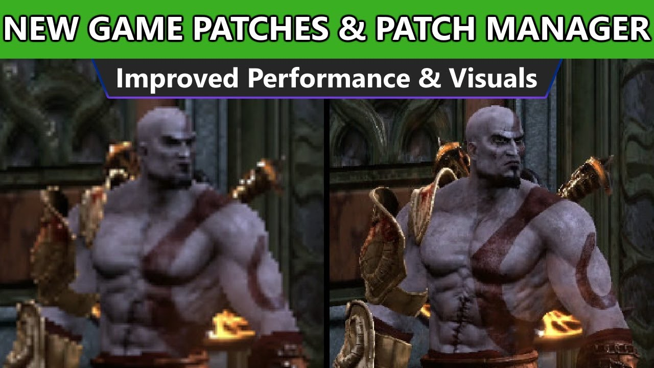 RPCS3 - Patches Majorly Improve Graphics & Perf in Killzone 3, God of War 3 + Ascension & more!
