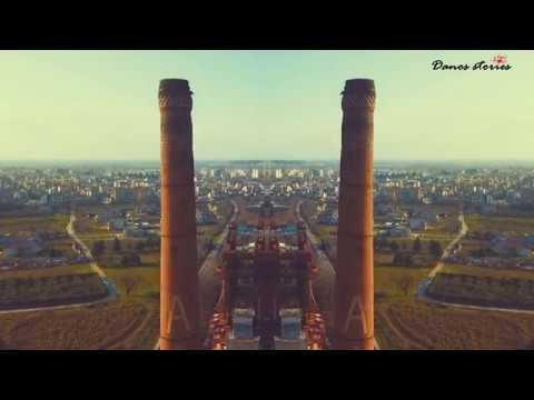 Δράμα απο ψηλά , με mavicpro - Drama city by drone
