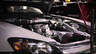 Formula Drift Turbo K24 Honda S2000 - Dyno Teaser - SpeedFactory Racing
