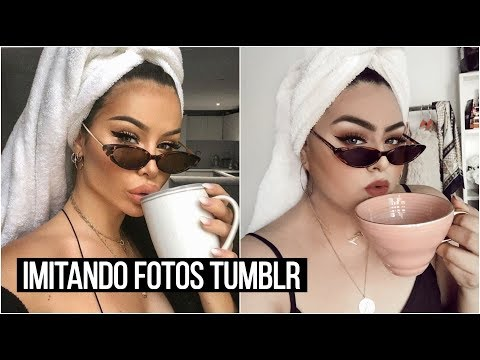 IMITANDO FOTOS TUMBLR (PLUS SIZE)   Fernanda