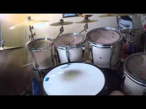 Gematria (The killing Name) - Slipknot Drum Cover (re-upload)
