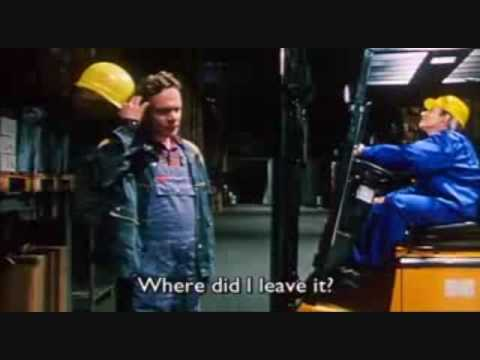 Forklift Driver Klaus - The First Day on the Job (Forklift Training Video, Clean)