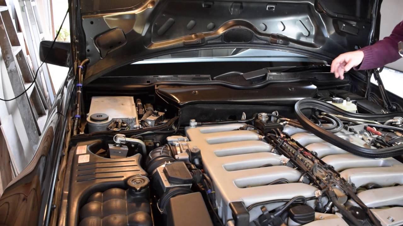 medium resolution of removing main engine harness from r129 sl600 v 12 youtuberemoving main engine harness from r129 sl600