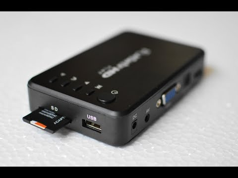 Best media player- Amkette flash tv HD